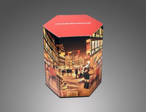 """(M)ein Weihnachtsmarkt """"Produktverpackung"""""""